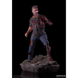 CHRONICLE COLLECTIBLES TERMINATOR: DARK FATE - T-800 1/4 46CM STATUE FIGURE