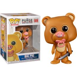 FUNKO FUNKO POP! THE PURGE ELECTION YEAR - BIG PIG BOBBLE HEAD KNOCKER FIGURE