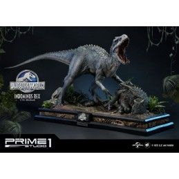 PRIME 1 STUDIO JURASSIC WORLD: FALLEN KINGDOM - INDOMINUS REX 105 CM DIORAMA RESIN FIGURE