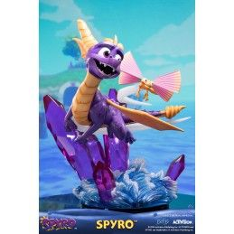 FIRST4FIGURES SPYRO REIGNITED STATUE 45 CM RESIN FIGURE