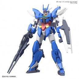 BANDAI HIGH GRADE HGBD GUNDAM HEARTHREE 1/144 MODEL KIT