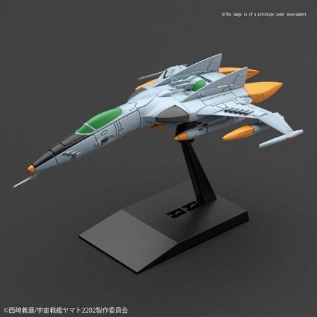 YAMATO MECHA COLLECTION TYPE 1 SPACE F TIGER 2 MODEL KIT FIGURE
