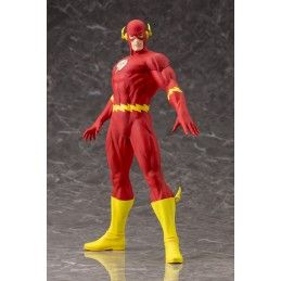 DC COMICS JUSTICE LEAGUE - THE FLASH ARTFX STATUE FIGURE KOTOBUKIYA