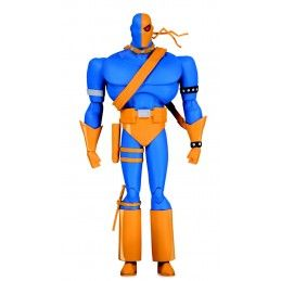 BATMAN THE ANIMATED SERIES - THE ADVENTURES CONTINUE - DEATHSTROKE ACTION FIGURE DC COLLECTIBLES