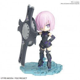FATE GRAND ORDER - PETITRITS SHIELDER MASH KYRIELIGHT MODEL KIT ACTION FIGURE BANDAI