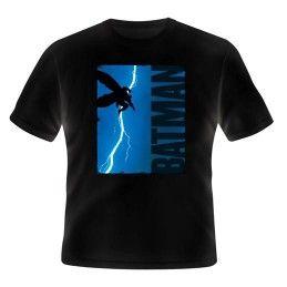 2BNERD MAGLIA T SHIRT BATMAN FRANK MILLER COVER