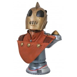 THE ROCKETEER LEGENDS IN 3D...