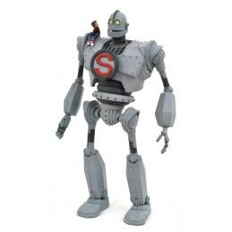 IRON GIANT - IL GIGANTE DI FERRO SELECT ACTION FIGURE DIAMOND SELECT