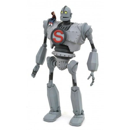 IRON GIANT - IL GIGANTE DI FERRO SELECT ACTION FIGURE