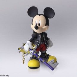 KINGDOM HEARTS III - KING MICKEY BRING ARTS ACTION FIGURE SQUARE ENIX