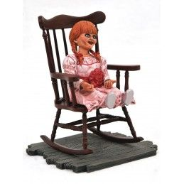 DIAMOND SELECT THE CONJURING - ANNABELLE MOVIE GALLERY STATUE 25CM FIGURE