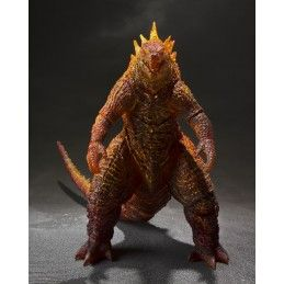 GODZILLA KING OF THE MONSTERS BURNING GODZILLA ACTION FIGURE MONSTERARTS NECA