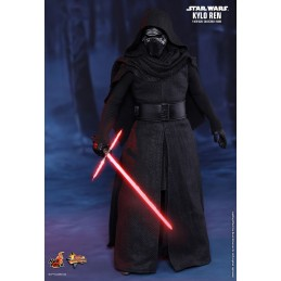 "STAR WARS EPISODE VII - KYLO REN 12"" ACTION FIGURE HOT TOYS"