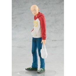 GOOD SMILE COMPANY ONE-PUNCH MAN - SAITAMA HOPPAI HOODIE STATUE POP UP PARADE FIGURE