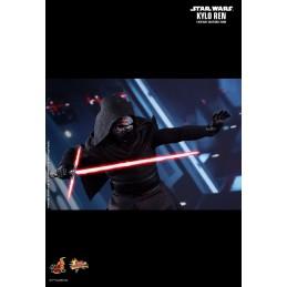 "STAR WARS EPISODE VII - KYLO REN 12"" ACTION FIGURE HOT TOYS"