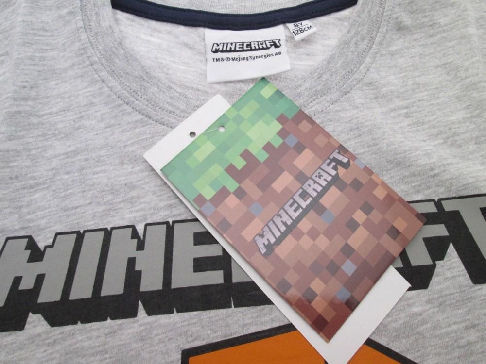 perfetto per casa Character World Asciugamano ufficiale Minecraft 140 x 70 cm colore: grigio design Green Creeper super morbido al tatto 100/% cotone spiaggia e piscina