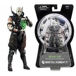 MORTAL KOMBAT X SERIES 2 - QUAN CHI ACTION FIGURE MEZCO TOYS
