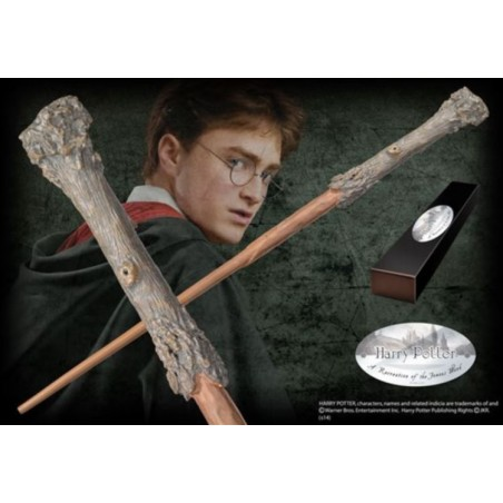 HARRY POTTER WAND - HARRY REPLICA BACCHETTA