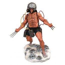 DIAMOND SELECT MARVEL GALLERY - WEAPON-X COMIC 25CM FIGURE STATUE