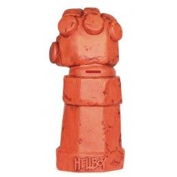 HELLBOY RIGHT HAND OF DOOM VINYL BANK SALVADANAIO REPLICA DIAMOND SELECT