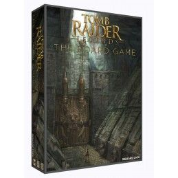 TOMB RAIDER LEGENDS THE BOARD GAME GIOCO DA TAVOLO SQUARE ENIX
