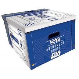 STAR WARS R2-D2 STORAGE BOX...