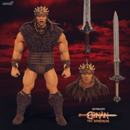 CONAN THE BARBARIAN ULTIMATES 18 CM ACTION FIGURE SUPER7