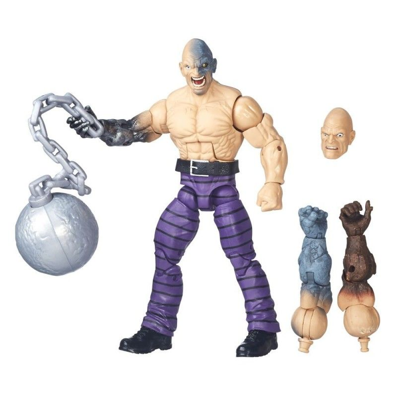 HASBRO MARVEL LEGENDS SERIES ABSORBING MAN - BEETLE (SCARABEO) ACTION FIGURE