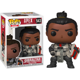 FUNKO FUNKO POP! APEX LEGENDS - GIBRALTAR BOBBLE HEAD KNOCKER FIGURE