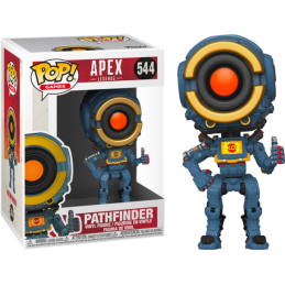 FUNKO POP! APEX LEGENDS - PATHFINDER BOBBLE HEAD KNOCKER FIGURE FUNKO