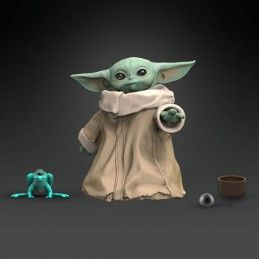 STAR WARS THE BLACK SERIES THE MANDALORIAN - THE CHILD BABY YODA ACTION FIGURE HASBRO