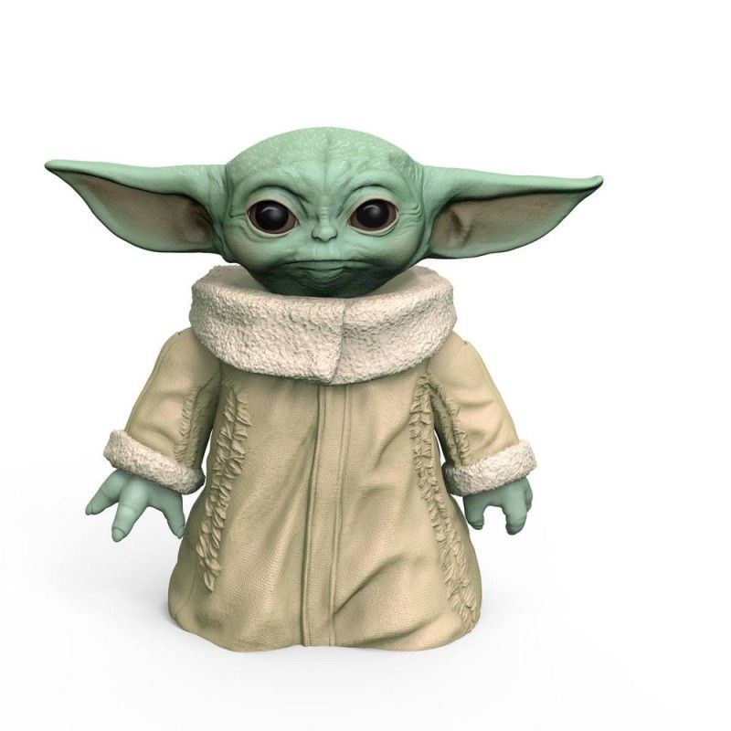 STAR WARS THE MANDALORIAN - THE CHILD BABY YODA 16CM ACTION FIGURE HASBRO