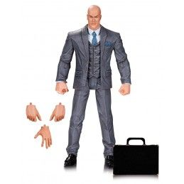 DC COLLECTIBLES DC COMICS DESIGNERS SERIES BERMEJO LEX LUTHOR ACTION FIGURE