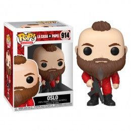 FUNKO FUNKO POP! LA CASA DI CARTA OSLO BOBBLE HEAD KNOCKER