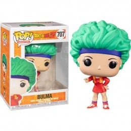 FUNKO POP! DRAGON BALL Z - BULMA BOBBLE HEAD KNOCKER FIGURE FUNKO