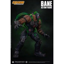 INJUSTICE: GODS AMONG US - BANE 1/12 ACTION FIGURE STORM COLLECTIBLES