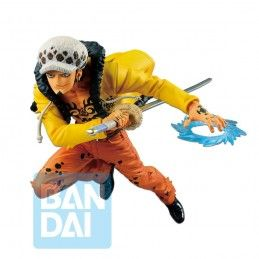 ONE PIECE ICHIBANSHO PVC GREAT BANQUET TRAFALGAR D. WATER LAW STATUE 14CM FIGURE BANDAI