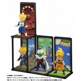 DRAGON BALL Z JUNIOR PICCOLO TAMASHII BUDDIES 9CM ACTION FIGURE