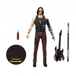 MC FARLANE CYBERPUNK 2077 - JOHNNY SILVERHAND 18CM ACTION FIGURE