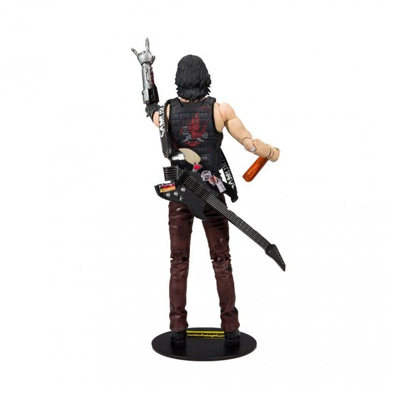 CYBERPUNK 2077 - JOHNNY SILVERHAND 18CM ACTION FIGURE MC FARLANE