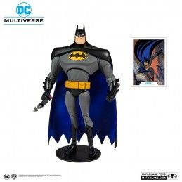 MC FARLANE DC MULTIVERSE - BATMAN THE ANIMATED SERIES - BATMAN 18CM ACTION FIGURE