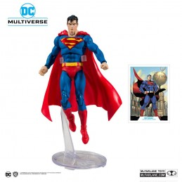 DC MULTIVERSE - SUPERMAN ACTION COMICS 1000 18CM ACTION FIGURE MC FARLANE