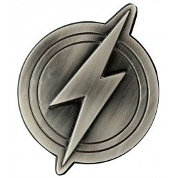 JLA FLASH LOGO BOTTLE OPENER APRIBOTTIGLIE ACTION FIGURE