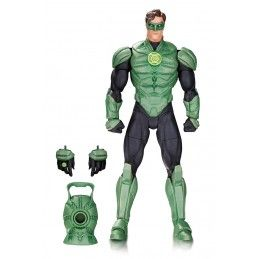 DC COMICS DESIGNERS SERIES BERMEJO GREEN LANTERN ACTION FIGURE DC COLLECTIBLES