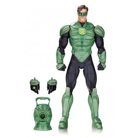 DC COMICS DESIGNERS SERIES BERMEJO GREEN LANTERN ACTION FIGURE