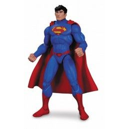 DC COMICS JUSTICE LEAGUE WAR SUPERMAN ACTION FIGURE DC COLLECTIBLES