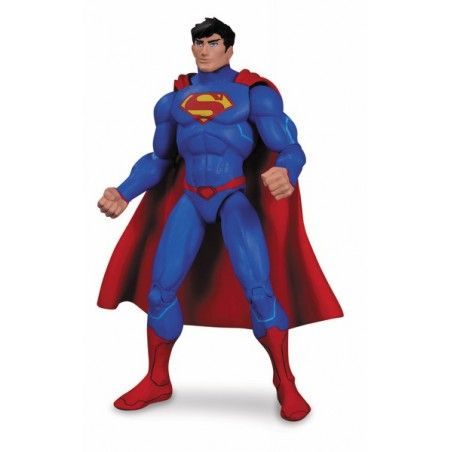 DC COMICS JUSTICE LEAGUE WAR SUPERMAN ACTION FIGURE