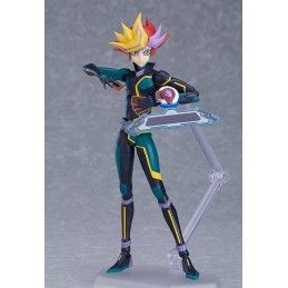 MAX FACTORY YU-GI-OH VRAINS PLAYMAKER FIGMA ACTION FIGURE