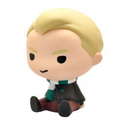 HARRY POTTER DRACO MALFOY CHIBI BANK 15 CM FIGURE PLASTOY