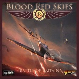 BLOOD RED SKIES - BATTLE OF BRITAIN GIOCO DA TAVOLO WARLORD GAMES